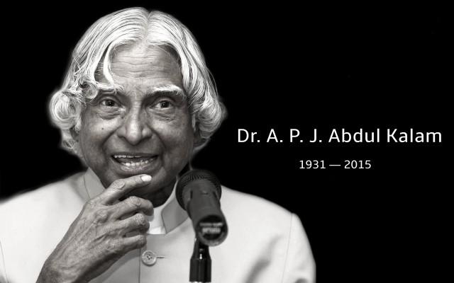 ( RIP )'Bharat Ratna' APJ Abdul Kalam)