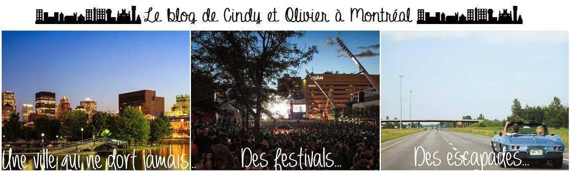 Le blog de C. et O. à Montréal