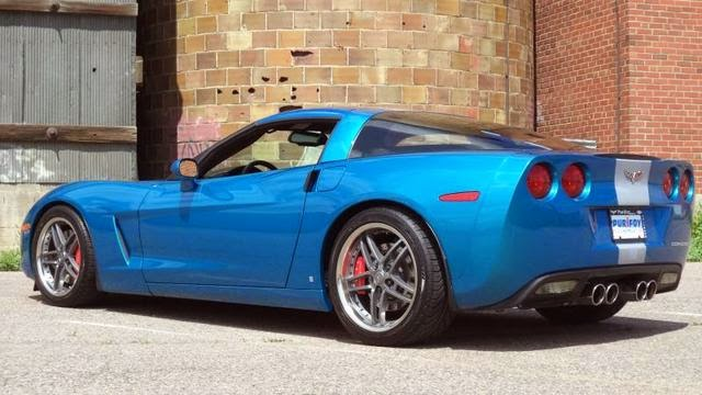 2009 Chevrolet Corvette at Purifoy Chevrolet