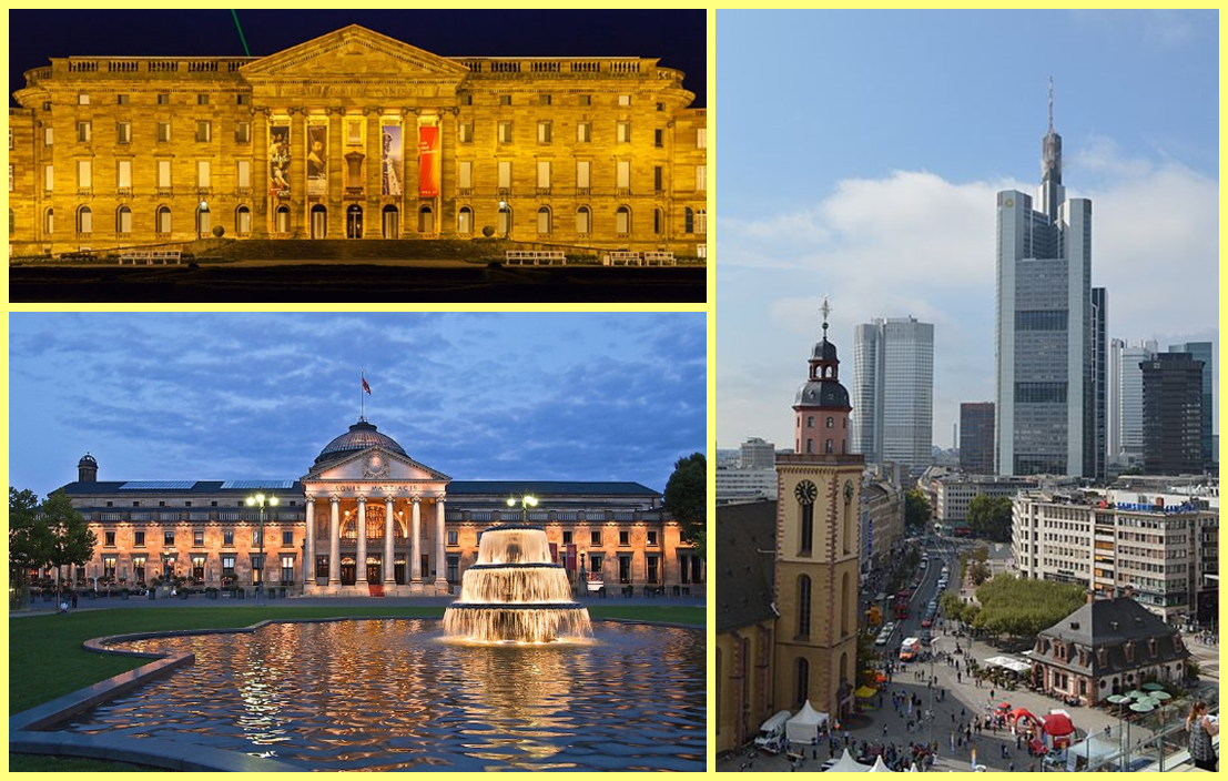 Ciudades de Hesse