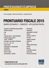 Prontuario fiscale 2015