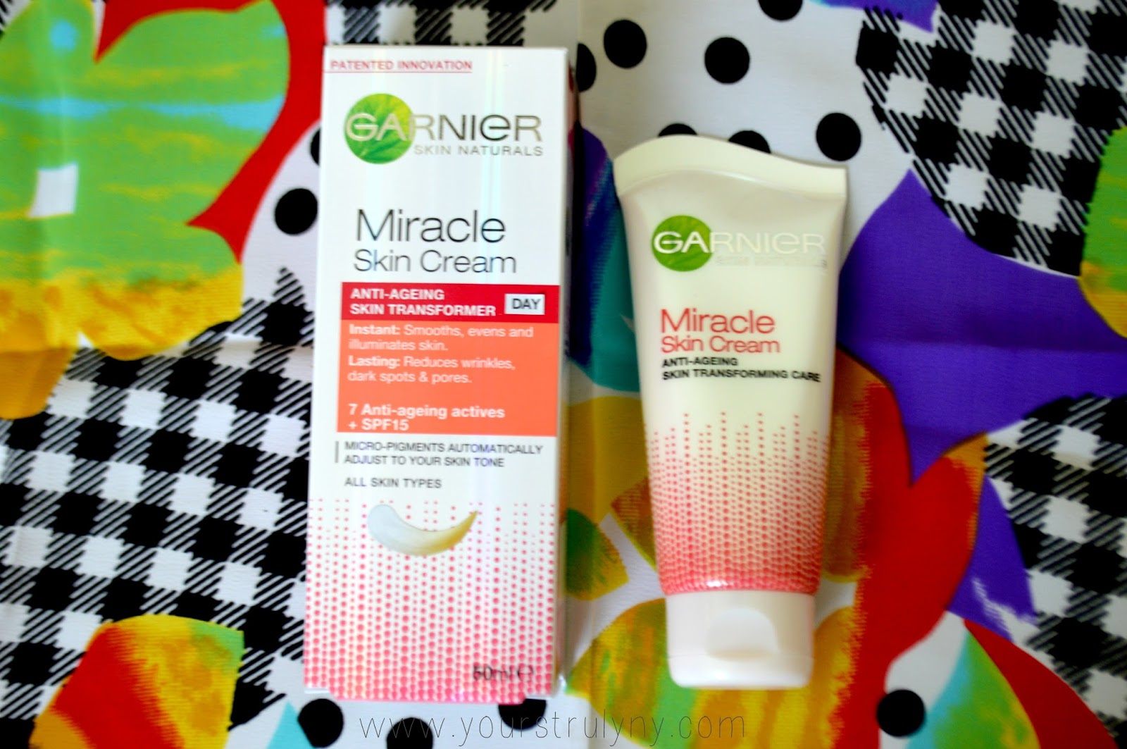 Garnier Skin Natural Miracle Skin Cream