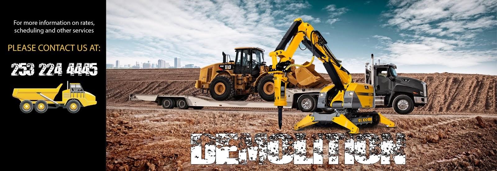 DCI Demolitions