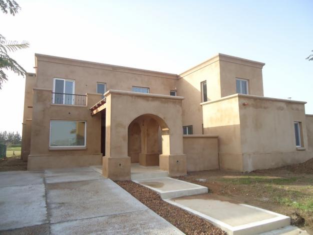 Estilo rustico fachadas rusticas y actuales for Fachadas de casas estilo rustico moderno