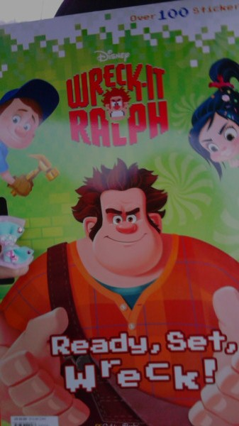 wreck-it ralph pizza-kei cute wreck it pizza kei kawaii collection disney vanellope von schweets t-shirt disney store racer cars tote bag merchandise memorabilia sugar rush figures figurines fix-it felix fit it coloring book