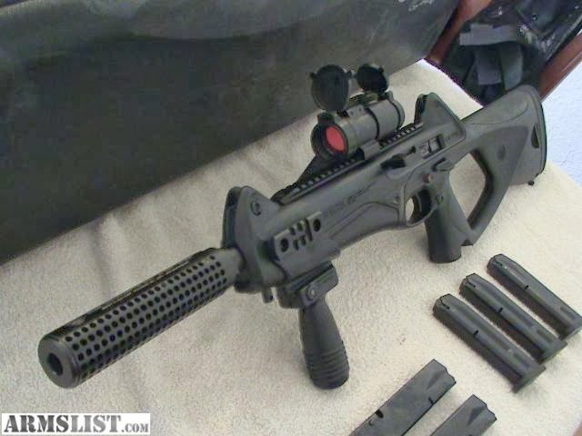Tincanbandit S Gunsmithing Beretta Cx4 Carbine Mods