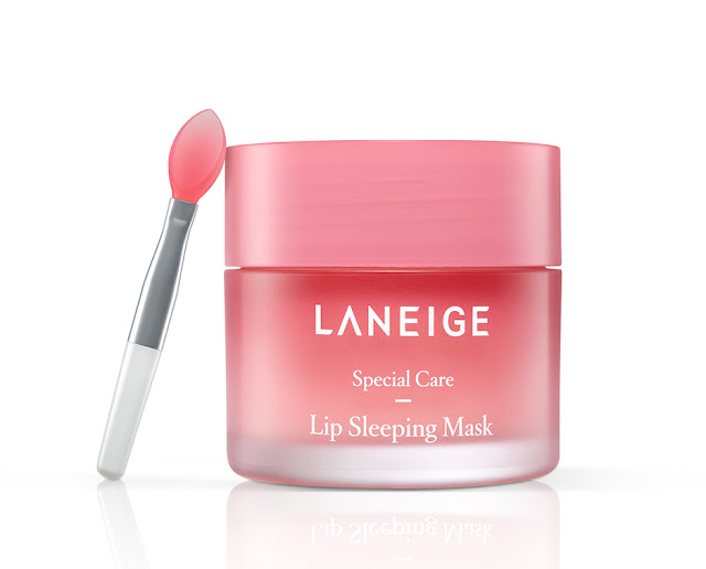 Laneige Lip Sleeping Mask Pinkuroom