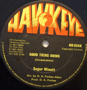SUGAR MINOTT MIX 12[´´ VINYL