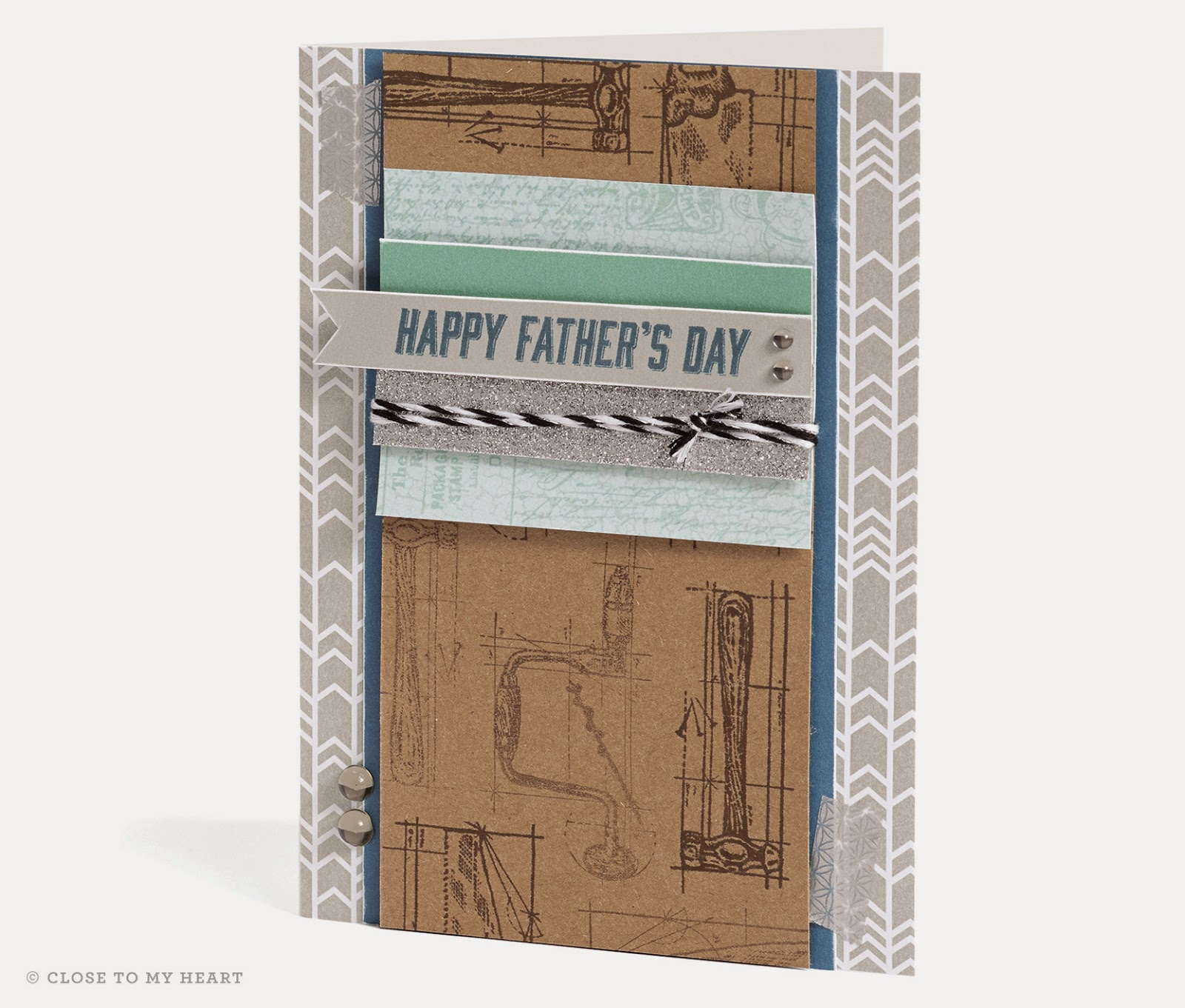 CTMH Father's Day Card