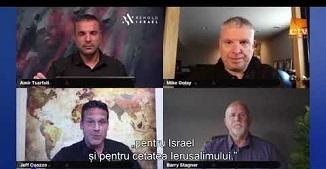 Credo TV: Behold Israel 🔴 Va trece Biserica prin Necazul cel Mare?