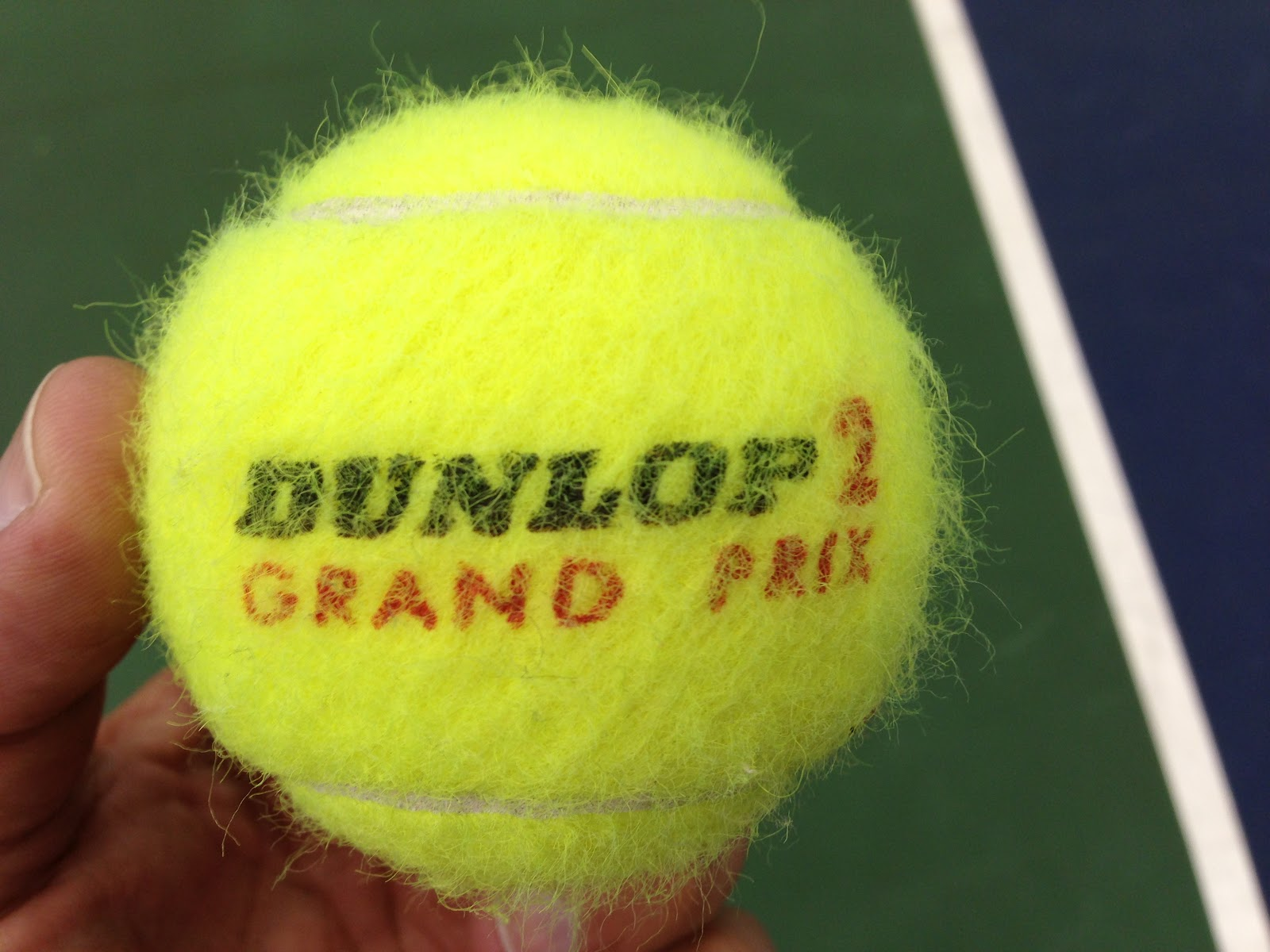 The Dolf Zone Dunlop Grand Prix The Worst Tennis Ball Ever Made