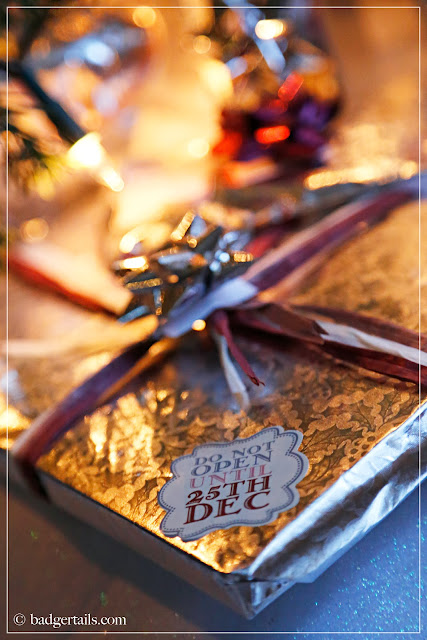 christmas decoration macro photography gift ideas wrapping paper