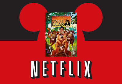 Netflix Disney Brother Bear 2 Two direct video sequel streaming