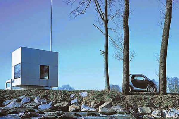 Las 10 Casas Mas Pequeñas del Mundo