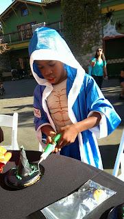 Camp+Spooky Knott's Camp Spooky Family Event