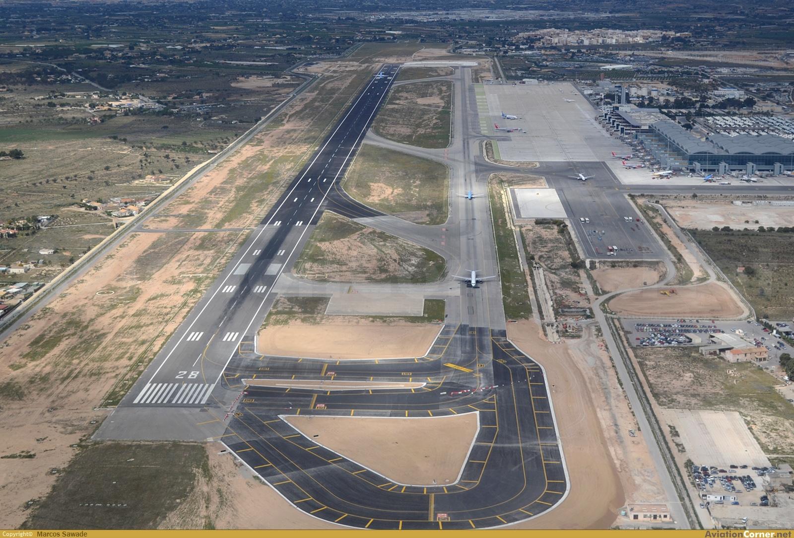 Aeroporto Alicante : Murcia confidencial jul