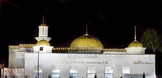 Masjid Terbesar kedua di Eropa Barat