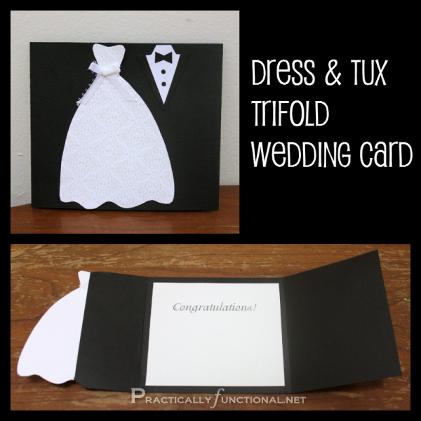 Thank You For Wedding Gift But Didnot Attend : didnt have time to go to the store to pick up a card so I made my ...