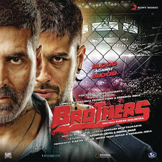 Brothers Anthem Lyrics - Vishal Dadlani