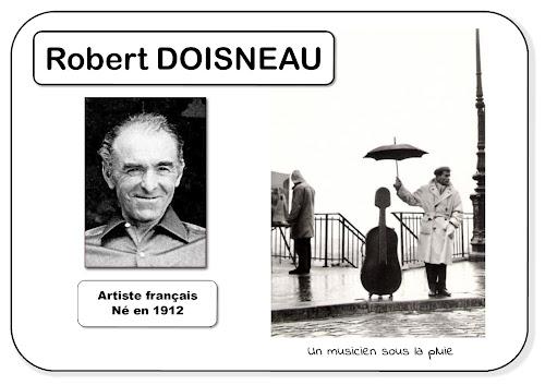 Robert Doisneau - Portrait d'artiste en maternelle