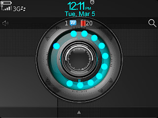 Circle HD Animation (9900/9930 OS7) Preview 1