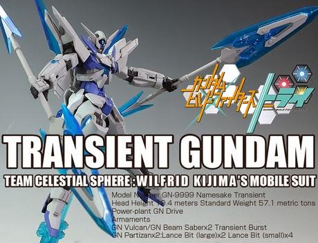 transient gundam century