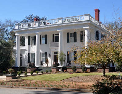 Whitehaven Greek Revival Architecture In Madison Ga
