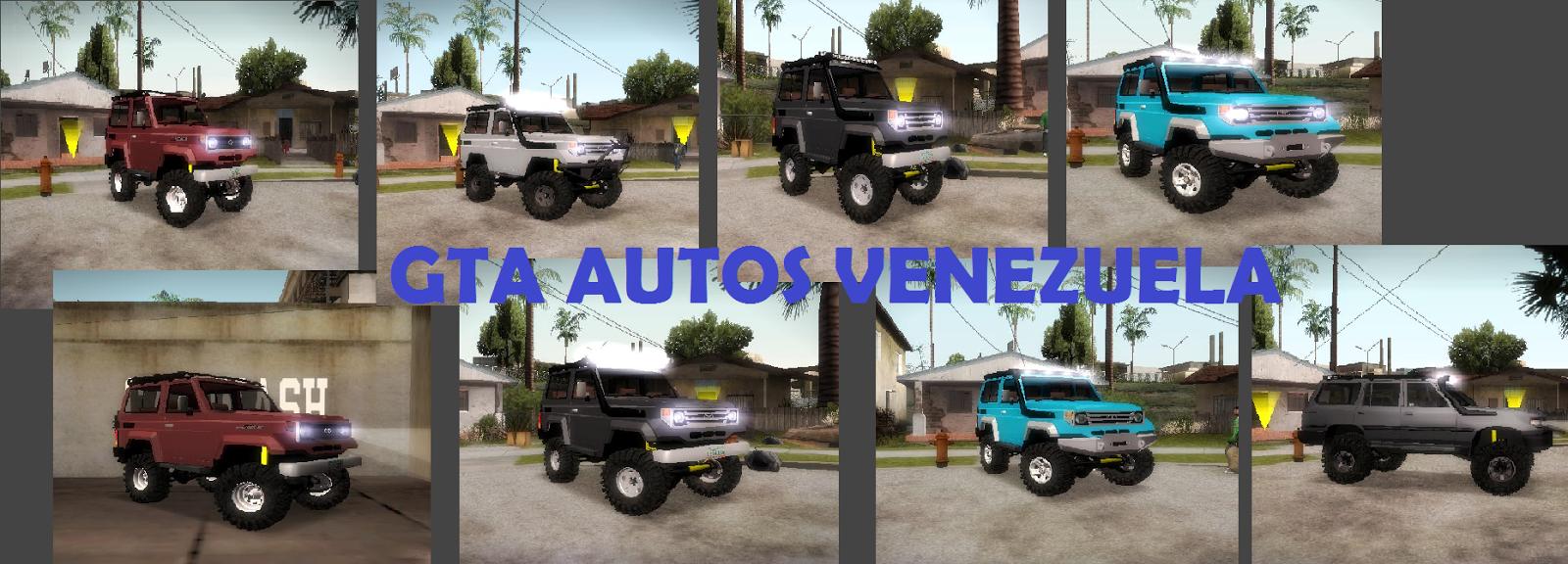 GtaAutosVenezuela
