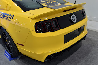 Vortech Superchargers Yellow Jacket Mustang