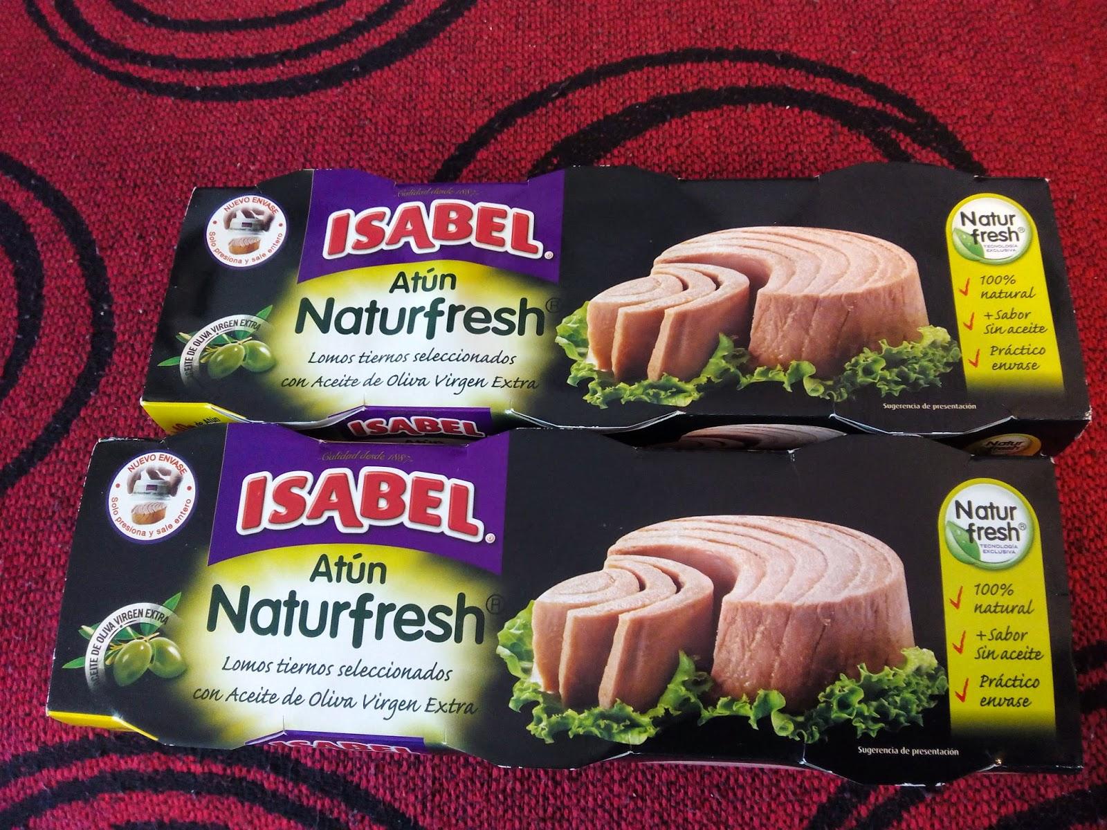 Atún Isabel Naturfresh