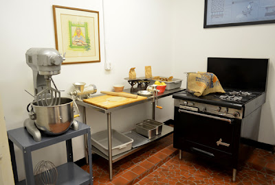 Waffle House Museum, Kitchen and Pantry