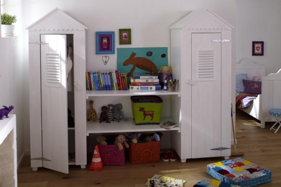 Armarios infantiles originales y divertidos ideas para for Ideas para disenar tu casa