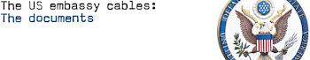 Veja aqui os telegramas publicados sobre o WikiLeaks por The Guardian