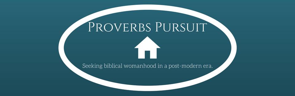 Proverbs Pursuit