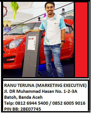 THE BEST SALES BANDA ACEH