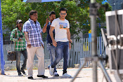 Akhil Movie Working Stills-thumbnail-2