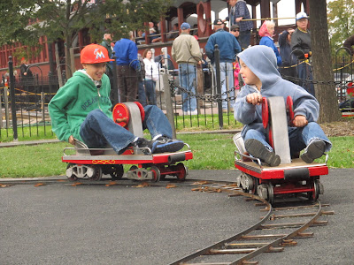 There's plenty to do at Strasburg Railroad