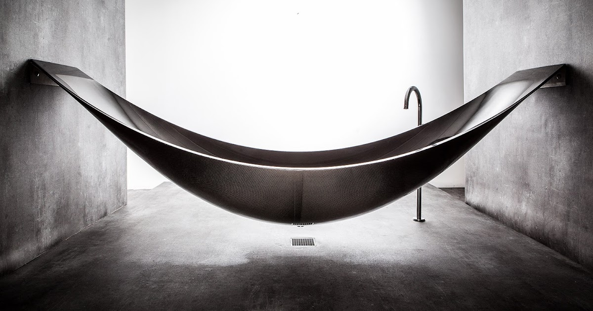 Looking For A Place To Land Vessel Hammock Bathtub