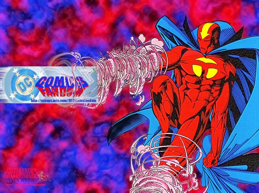 Red Tornado è un personaggio dei fumetti creato da Gardner Fox e Dick ...