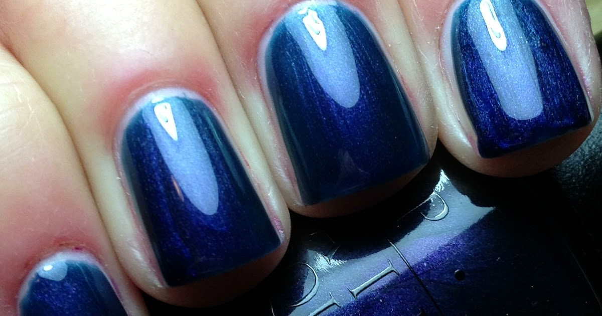 Swatches by an OPI Addict: Canadian Collection Swatches