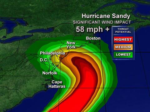 SandyTL Time-Lapse of Sandy Hitting NYC - YouTube