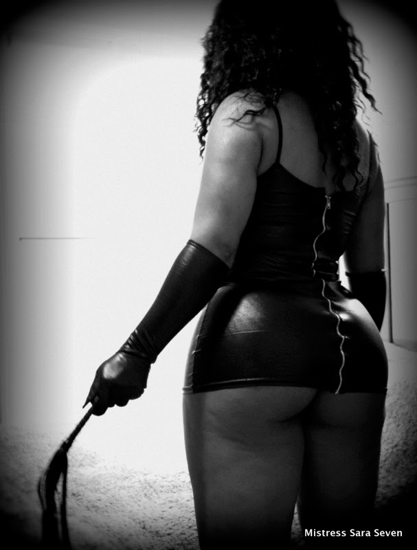 The Black Mistress and Her Whip