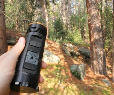 Fogo smart flashlight