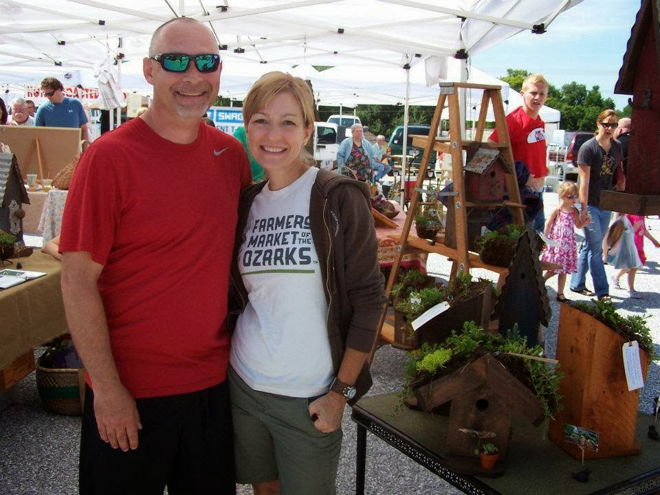 All Products handcrafted by Jeff and Rebecca Nickols in Strafford, MO