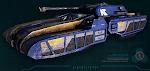 PlanetSide 2 - NC Lightning