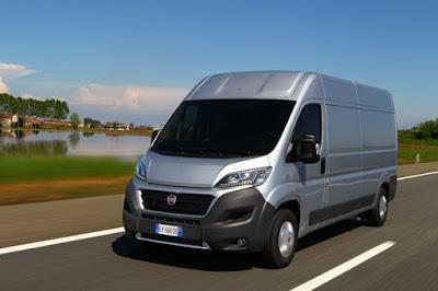 """Για δεύτερη συνεχή χρονιά, η Fiat Professional ανακηρύχτηκε ως """"Van Fleet Manufacturer of the Year"""" και """"Green Manufacturer of the Year"""""""
