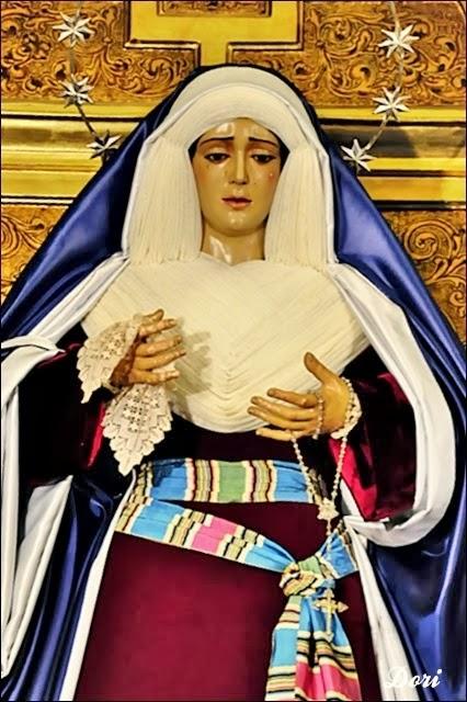Dolorosas vestidas de hebrea