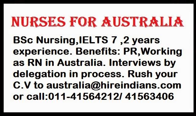 australia job vacancy
