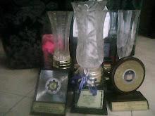 My Past Achievement!!