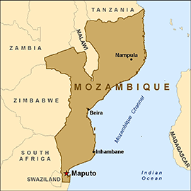 Mozambique Maputo Mission